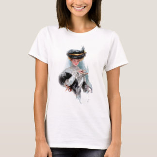 T-shirt Temps de thé