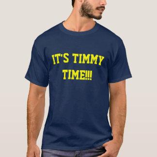 T-shirt Temps de Timmy