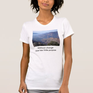 T-shirt temps et changement