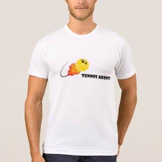 T-shirt Tennis addict