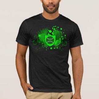 T-shirt tennis. de haute fidélité