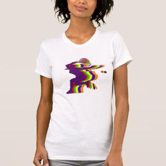 T-shirt Tennis fille # 8