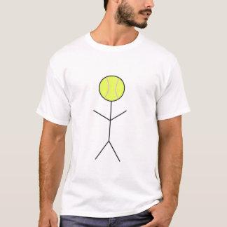 T-shirt Tennis-Quart de pinte