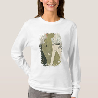 T-shirt Tennis sur herbe