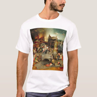 T-shirt Tentation de St Anthony