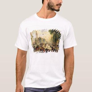 T-shirt Tentative d'assassinat sur le Roi Louis-Philippe