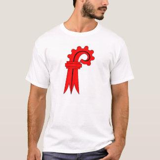 T-shirt Terre de Bâle, Suisse