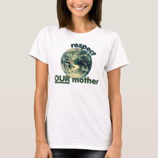 T-shirt Terre de respect