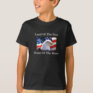 T-shirt Terre du libre