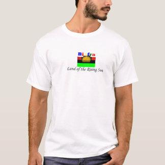 T-shirt Terre du Soleil Levant
