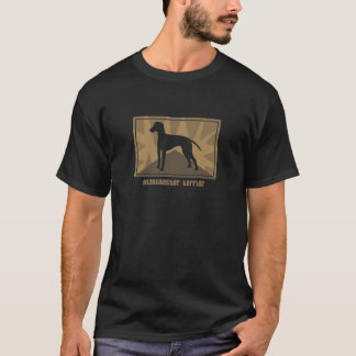 T-shirt terreux de Manchester Terrier