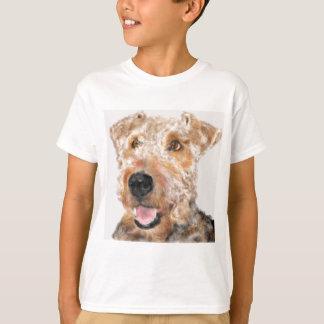 T-shirt Terrier d'Airedale