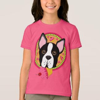 T-shirt Terrier doux