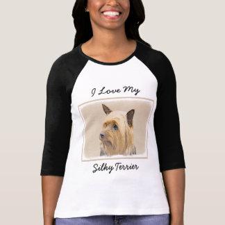 T-shirt Terrier soyeux