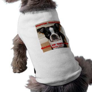 T-shirt Terriers de Boston