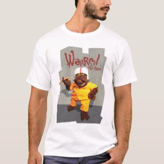 """T-shirt Terriers la singe - """"prison"""" - habillement léger"""