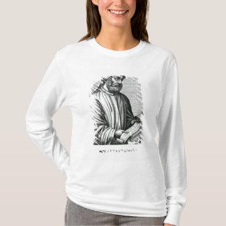 T-shirt Tertullian, illustration d'André Thevet