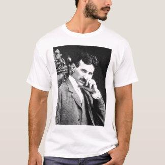 T-shirt Tesla bat Edison