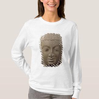 T-shirt Tête de Bouddha, de cuve Romlok