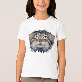 T-shirt - tête de chat de pallas