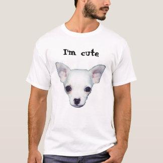 T-shirt Tête de chiwawa