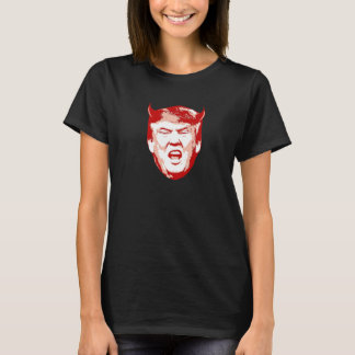 T-shirt Tête de diable d'atout - Anti-Atout -