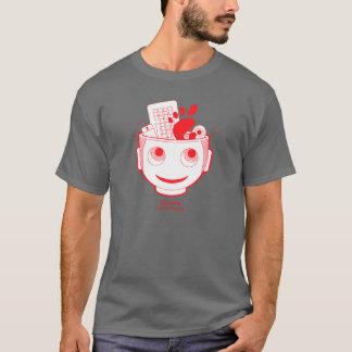 T-shirt Tête de GNOME