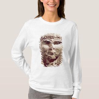 T-shirt Tête de la déesse Ishtar, d'Amman, la Jordanie