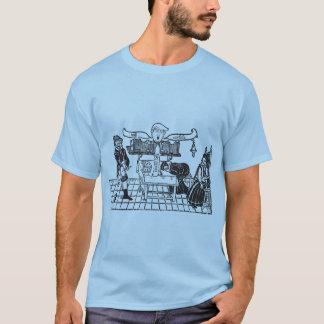 T-shirt Tête de laiton