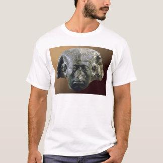 T-shirt Tête de portrait de Sesostris III d'un sphinx