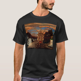 T-shirt Tête de tronçon