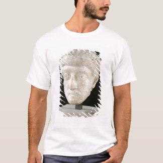 T-shirt Tête d'empereur Theodosius II