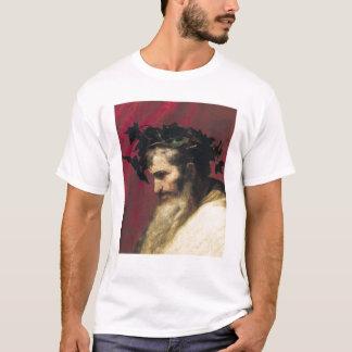 T-shirt Tête d'un vieil homme