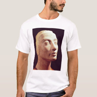 T-shirt Tête non finie de Nefertiti, nouveau royaume