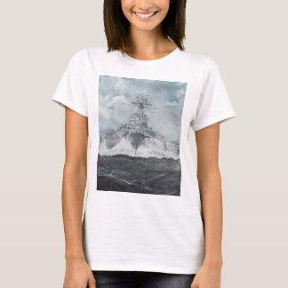 T-shirt Têtes de capot pour Bismarck 23rdMay 1941. 2014