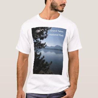 T-shirt Teton grand, parc national