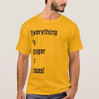 T-shirt Texan