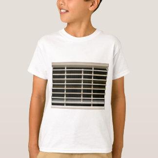 T-shirt Texture de grille de radiateur