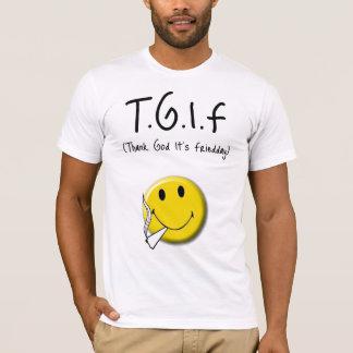 T-shirt tgif