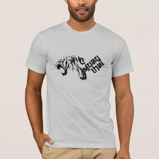T-shirt thaïlandais de tigre de Muay
