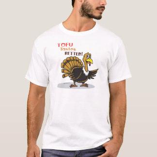 T-shirt Thanksgiving de tofu