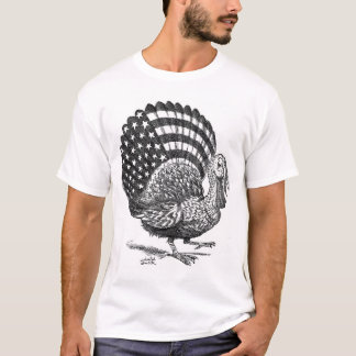 T-shirt Thanksgiving Turquie