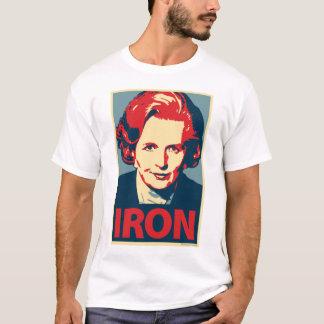 T-shirt Thatcher la Dame de fer