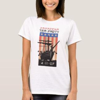 T-shirt Thé de Pasadena