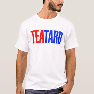 T-shirt Thé de Teatard