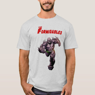 T-shirt The Formidables Stalagmite