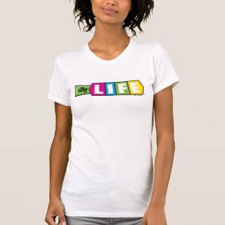 T-shirt The Game de logo de la vie