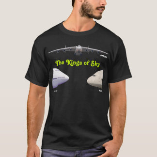 T-shirt The Kings of Sky - Mer Style 2012