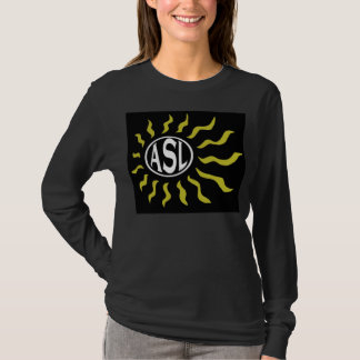 T-shirt The Sun d'ASL