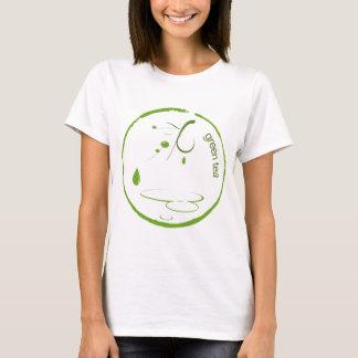 T-shirt Thé vert 1
